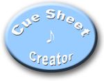 Cue sheet creator